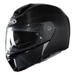 HJC RPHA 90S Carbon Solid Helmet Front Side