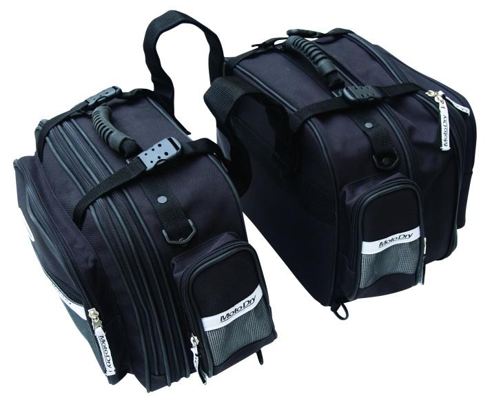 MotoDry Bike Tour Saddle Bags