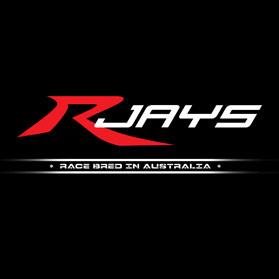 Rjays Razor 2007 Visor - Dark Smoke