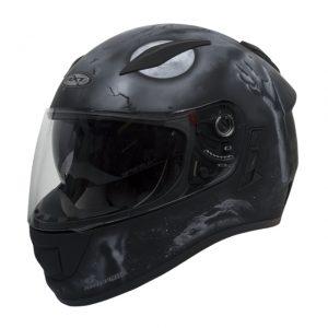 Black/GreyRXT Evo Crypt Helmet