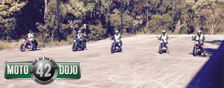 MOTODOJO // JOHN BACIC motorcycle rider training facility