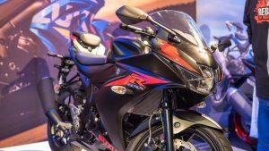 Suzuki GSX-R1000R motorcycle