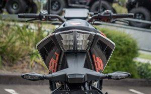 KTM 390 DUKE motocycle rear tail light assembly