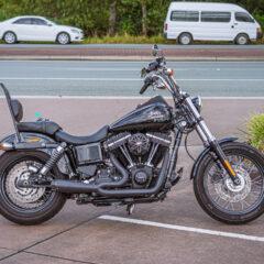 Harley-Davidson Dyna Street Bob 103 2017