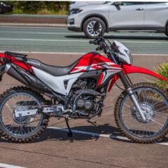 Honda AG-XR (XR190CT) 2018