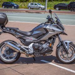 Honda NC750X ABS 2017