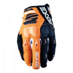 Orange Five E2 Enduro Glove Back
