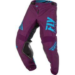 Port/Blue Fly Racing Kinetic Shield Pant