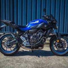 Yamaha MT-07HO 2017