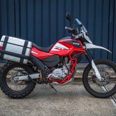 Red SWM SuperDual 650 X 2018