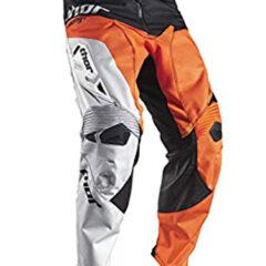 Orange/Black Thor Fuse Pinin Pant