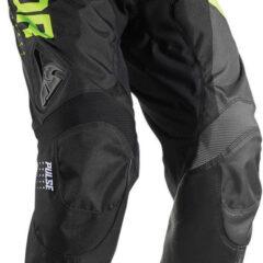 Lime/Black Thor S7 Pulse Aktiv Youth Pant
