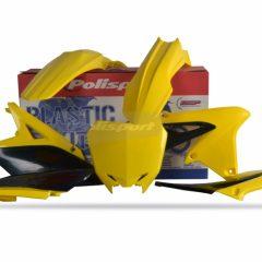 Polisport Suzuki RM-Z250 (10-13) Kit - Yellow