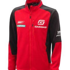 GASGAS Replica Team Softshell Jacket Front
