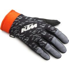 KTM Racetech Gloves Back