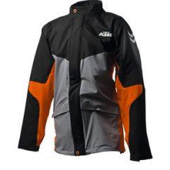 Black KTM Rain Jacket