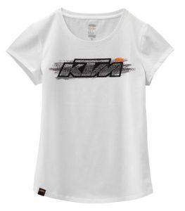 KTM Faded Ladies Tee