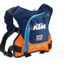 Blue/Orange KTM Team Erzberg Hydration Pack