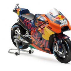 KTM Moto GP Model Bike - Smith