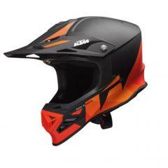 KTM Dynamic-FX Helmet Black/Orange