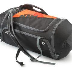 KTM Orange Duffle Bag Front