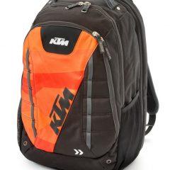 KTM Orange Circuit Bag Front