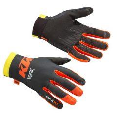 KTM Gravity-FX Black Gloves