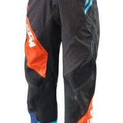 KTM Kids Gravity-FX Pants Black/Blue