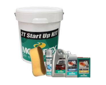 Motorex 2-Stroke Start Up Kit