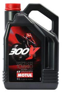 Motul 300V Factory Line Road Racing 4T 10W 40 (4L)