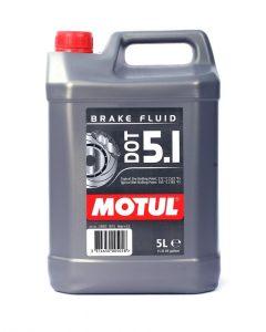 Motul DOT 5.1 Brake Fluid (5L)
