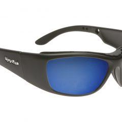 Ugly Fish Warhead (Black Frame Blue Revo Lens) Glasses