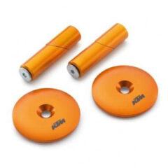 60304937100 KTM Swingarm Bolt Cover Set