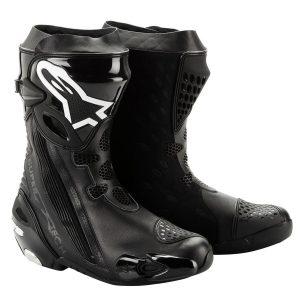 Alpinestars Supertech R Boots - Black