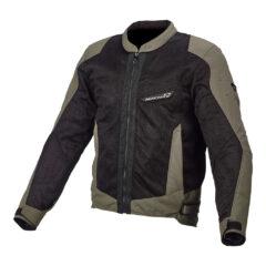 Green/Black Macna Velocity Mens Jacket