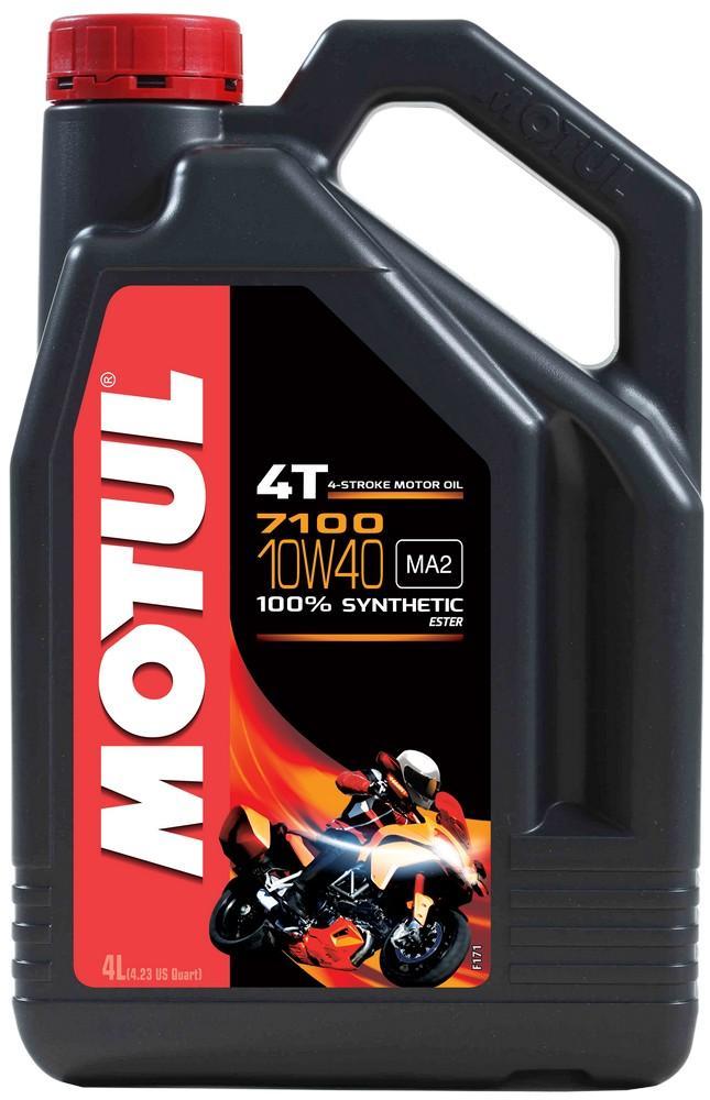 Motul 7100 4T 10W 40 (4L)