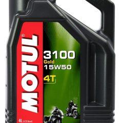 Motul 3100 Gold 4T 15W 50 (4L)