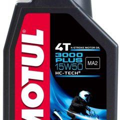 Motul 3000 Plus 4T 15W 50 (1L)