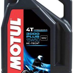 Motul 3000 Plus 4T 15W 50 (4L)