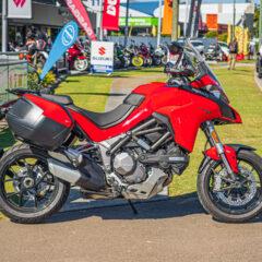 Ducati Multistrada 1260 Touring 2019