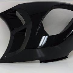 Can-Am Spyder Side Panel LH Black