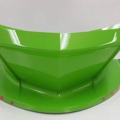 Can-Am Spyder Bumper Cover Green