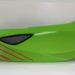 Can-Am Spyder Rear Panel RH Green Pearl