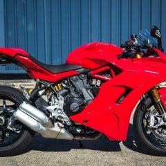Ducati Supersport S Demo