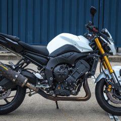 Yamaha FZ8-N 2013