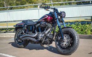 Harley Davidson FXDF Fat Bob 103