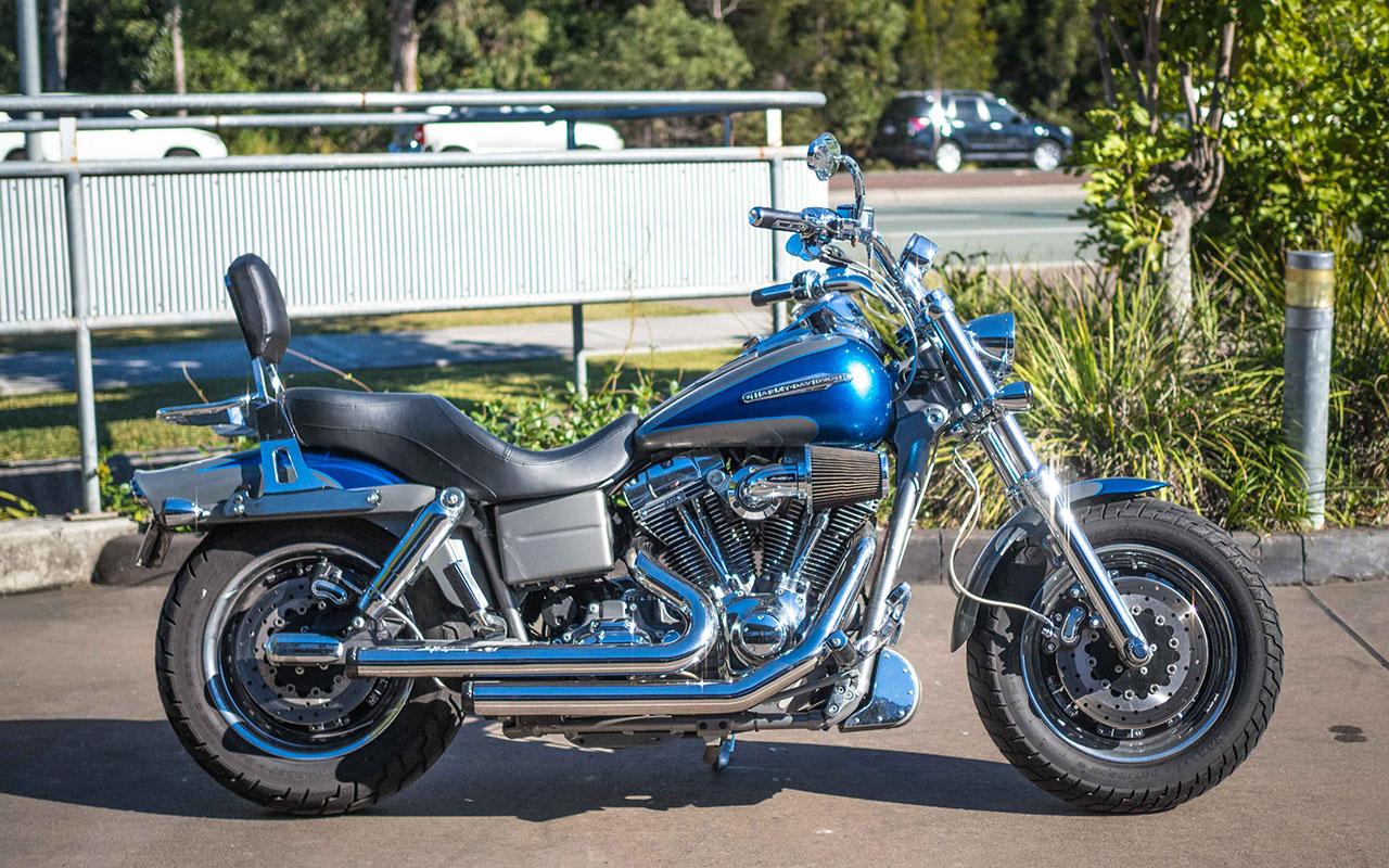 Harley-Davidson FXDFSE CVO Dyna Fat Bob
