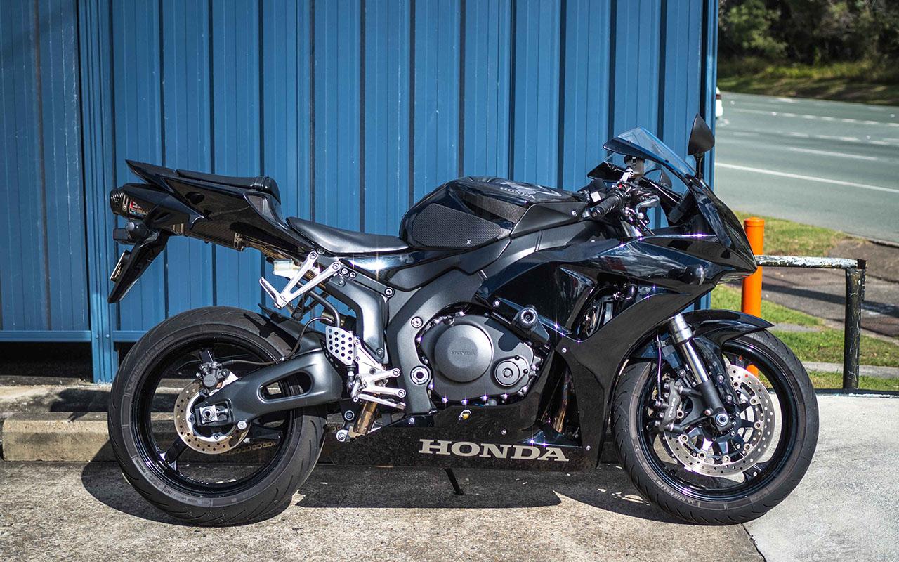 Honda CBR1000RR Fireblade 2007