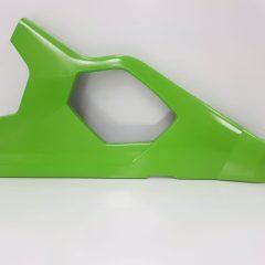 Can-Am Spyder Upper Air Deflector RH Green