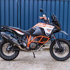 KTM 1290 Adventure R 2018